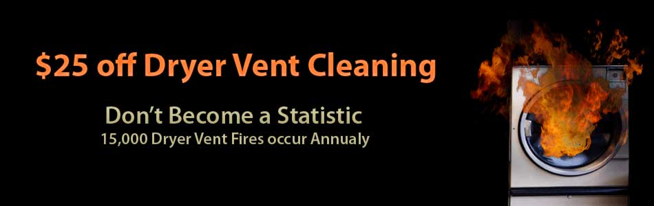 Coupon for dryer vent cleaning in Michigan, $25 off dryer vent cleaning from Advanced Air Care of Shelby Township, MI